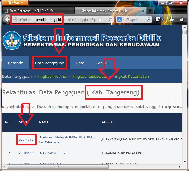 Cara Memasang Daftar Isi Posting Pada Sidebar Wordpress: NISN 2013-2014~Seberkas Coretan